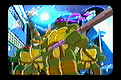 Teenage Mutant Ninja Turtles - Cut-Scene  - Armed and Dangerous - User Screenshot